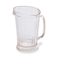 RUBBERMAID® BOUNCER® PITCHERS Clear 48oz Bouncer II