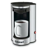CUISINART® 1-CUP COFFEEMAKER Pod brewer