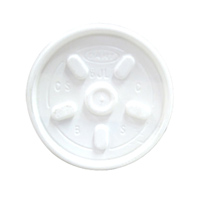 PLASTIC LIDS FOR FOAM CUPS AND CONTAINERS For use with 8 oz Cup - 1000