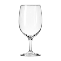 WINE GLASSES  7.75oz Stemmed Clear glass (36)