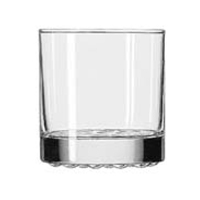 NOB HILL OLD FASHIONED GLASS 10.25 oz, clear, packed 24