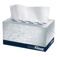 KLEENEX® POP-UP BOX PREMIUM SOFTNESS PAPER HAND TOWELS White 18/120ct