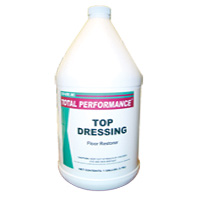 FLO-KEM FLOOR TOP DRESSING AND RESTORER 4 gallons