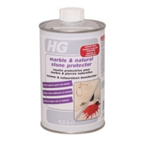 HG MARBLE PROTECTOR SPRAY  5.0 LT sprayer can.