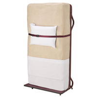 STAND UP ROLLAWAY BED  Pillowtop mobile sleeper