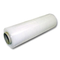 "PLASTIC STRETCH WRAP  15""x1500' 80 guage. Packed 4 rolls/case"