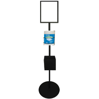 WIPESPLUS® CART WIPE STAND For #33900 wipes