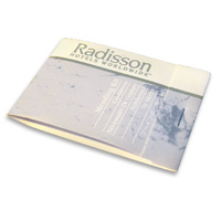 RADISSON HOTEL MATCHBOOK MENDING KIT (1000) CLOSEOUT was $172 now $92