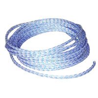 """POOL SAFETY HEAVING ROPE FOR LIFESAVERS 0.75""""x18' Length"""