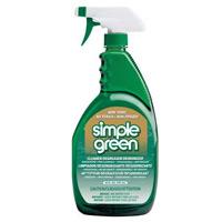 SIMPLE GREEN® INDUSTRIAL CLEANER & DEGREASER 12/24 oz spray bottles