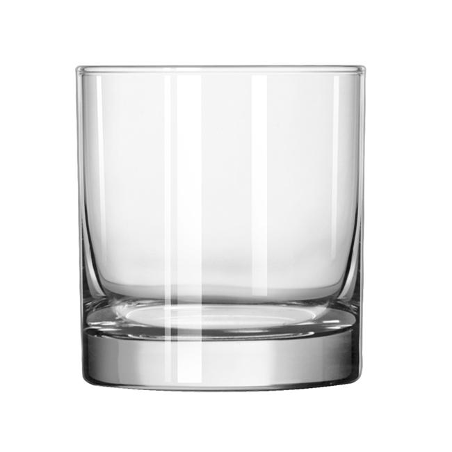 DOUBLE ROCKS BEVERAGE GLASS