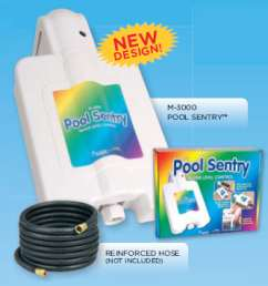 POOL SENTRY Automatic Pool Filler M3000-1