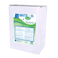 BLUE RIBBON BRITE PLUS™ CONCENTRATED BLEACH Powdered Chlorine Bleach 16% Packed 50 lbs