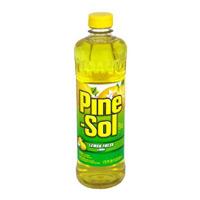 CLOROX® PINE SOL® DISINFECTANT CLEANER 12/28 oz Lemon Fresh Scent