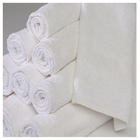 "SILVER COLLECTION CAM BORDER 100% COTTON TERRY TOWELS Washcloths 12""x12"" .75lbs/dz (sold in 5dz increments only)"