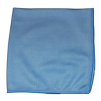 "MICROFIBER GLASS CLEANING CLOTH 16""x16"" (1 EA)"
