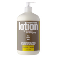 EVERYONE 32oz LOTION  Coconut & Lemon