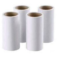 "3M® SCOTCH-BRITE™ LINT REMOVER REFILL ROLL 4"" WIDE 12 Rolls (30 Sheets per roll)"