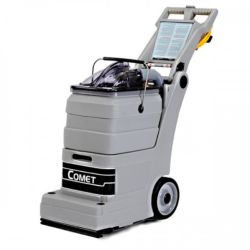 EDIC® COMET™ SELF-CONTAINED CARPET EXTRACTOR Model 419TR, 2 HP, 3 gallon, 12 inch