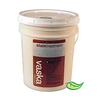 VASKA HEAVY SOIL STAIN TREATMENT Packed 5 gallons