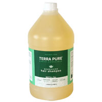 TERRA PURE®/DESERT BREEZE HAIR SHAMPOO (BULK) Terra Pure Green Tea Formula 1 gallon