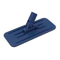 MAXISCRUB™ PAD HOLDER WITH SWIVEL JOINT Holds scrubbing pads.