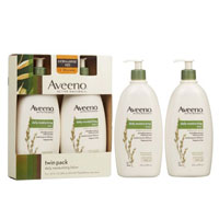 AVEENO ACTIVE NATURALS DAILY MOISTURIZING LOTION 2/20oz