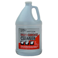 CERTIFIED PROFESSIONAL STRENGTH MULTI-SURFACE CLEANER Packed: 4/1 gallon