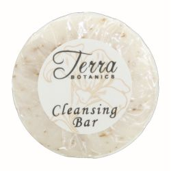 TERRA BOTANICS COLLECTION - CLEANSING BAR 0.53oz Soap TB21-CB050-C Packed 700