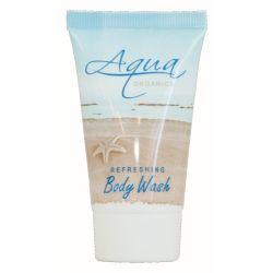 AQUA ORGANICS COLLECTION - BODY WASH Body Wash AQ04-W100 packed 300