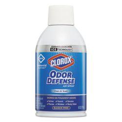 CLOROX® ODOR DEFENCE™ Timed Metered Spray 12/6oz