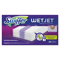 SWIFFER® WETJET™ REFILL PAD Packed 4 boxes of 24 pads