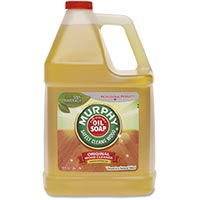 MURPHY'S OIL SOAP - LIQUID WOOD CLEANER Individual 1 gallon