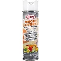 CLAIRE® AEROSOL AIR FRESHENER Citrus Scent