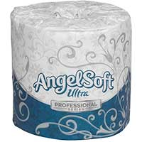 ANGEL SOFT® PS ULTRA™ PREMIUM TOILET TISSUE White, 2-ply (60 rolls/400 sheets per roll)