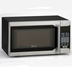 AVANTI MICROWAVE 0.7 CU FT 700 WATTS Stainless Steel Front & Handle
