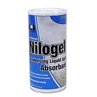 NILOGEL DEODORIZING ABSORBENT  6/8 oz cans