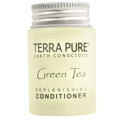 TERRA PURE GREEN TEA ORGANIC REPLENISHING CONDITIONER 1 oz. Packed 300