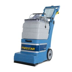 EDIC® FIVESTAR™ SELF-CONTAINED CARPET EXTRACTOR Model 401TR, 2 HP, 3 gallon, 12 inch
