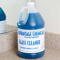 ADVANTAGE READY-TO-USE GLASS CLEANER Packed 4/1 gallons