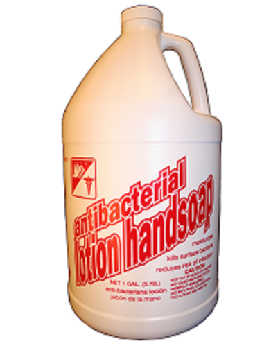 ANTIBACTERIAL LOTION HAND SOAP #50401 1 Gallon **Available April 9 2020**