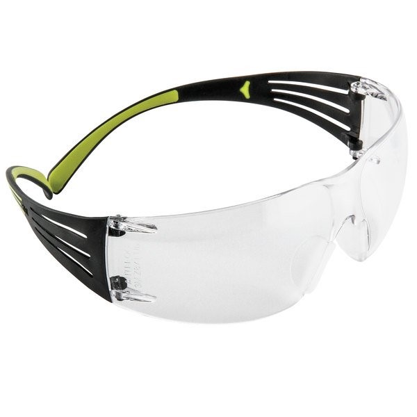 3M SecureFit SCRATCH RESISTANT ANTI-FOG SAFETY GLASSES Sold individually