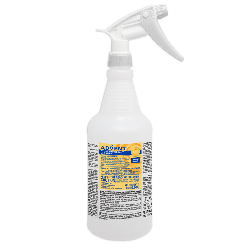 ADVENT® READY-TO-USE DISINFECTANT CLEANER Individual 32oz sprayer bottle. Approved for hard/soft surfaces.