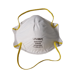"NIOSH APPROVED N95 PARTICULATE RESPIRATOR Packed 20 masks per box ""IN STOCK NOW!!"""