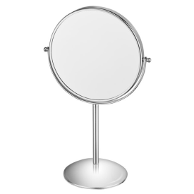 CONAIR® NON-LIGHTED VANITY MIRROR, TWO-SIDED 5x magnification